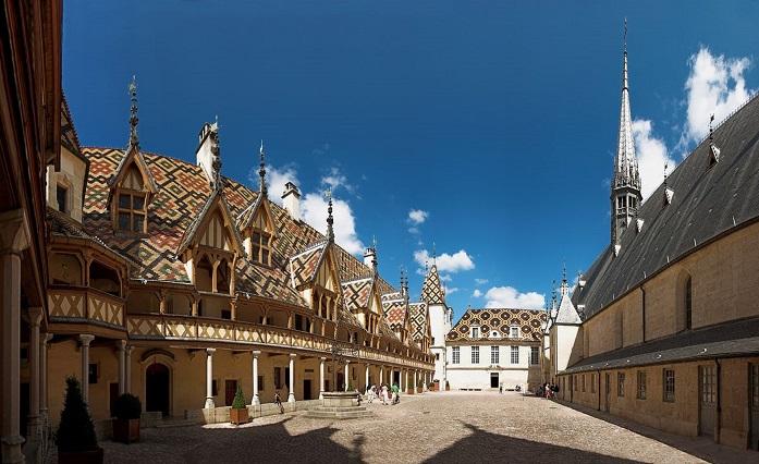 Hôtel-Dieu de Beaune (France)
