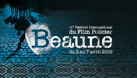 Affiche Festival Film policier Beaune 2019